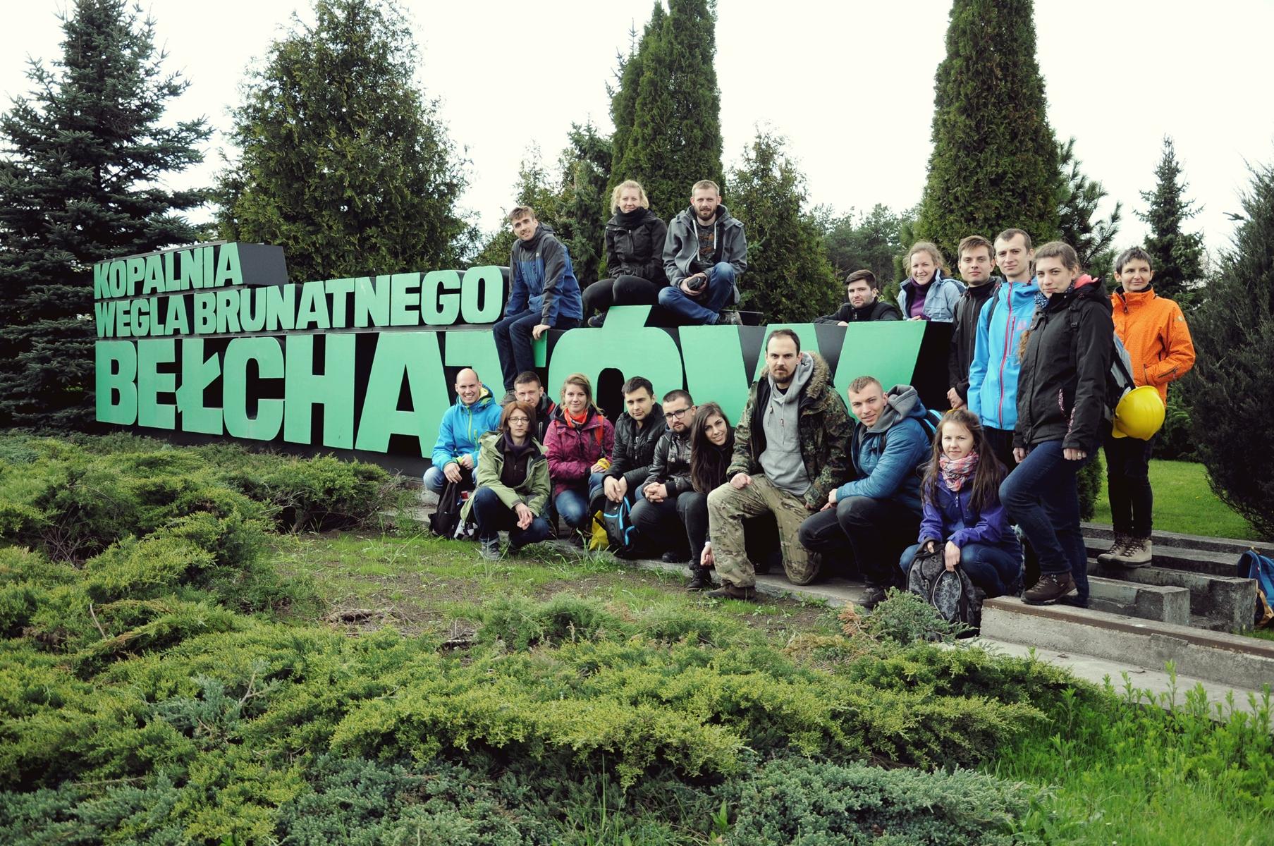 Geoturystyczne klimaty Kopalni Węgla Brunatnego w Bełchatowie