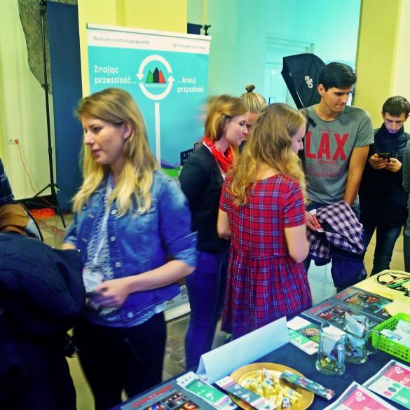 Targi Organizacji Studenckich 2016