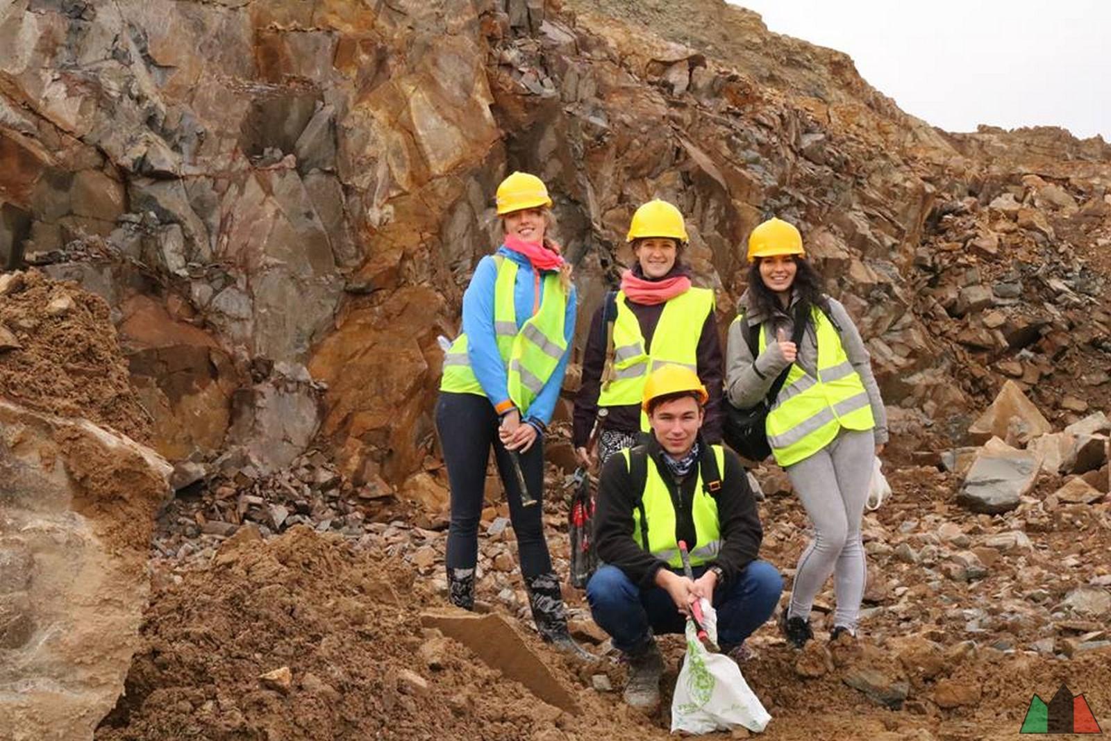 Wyprawa po skamieniałości – Zalas 2016