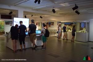 Wystawa stała w siedzibie Roztoczańskiego Parku Narodowego
