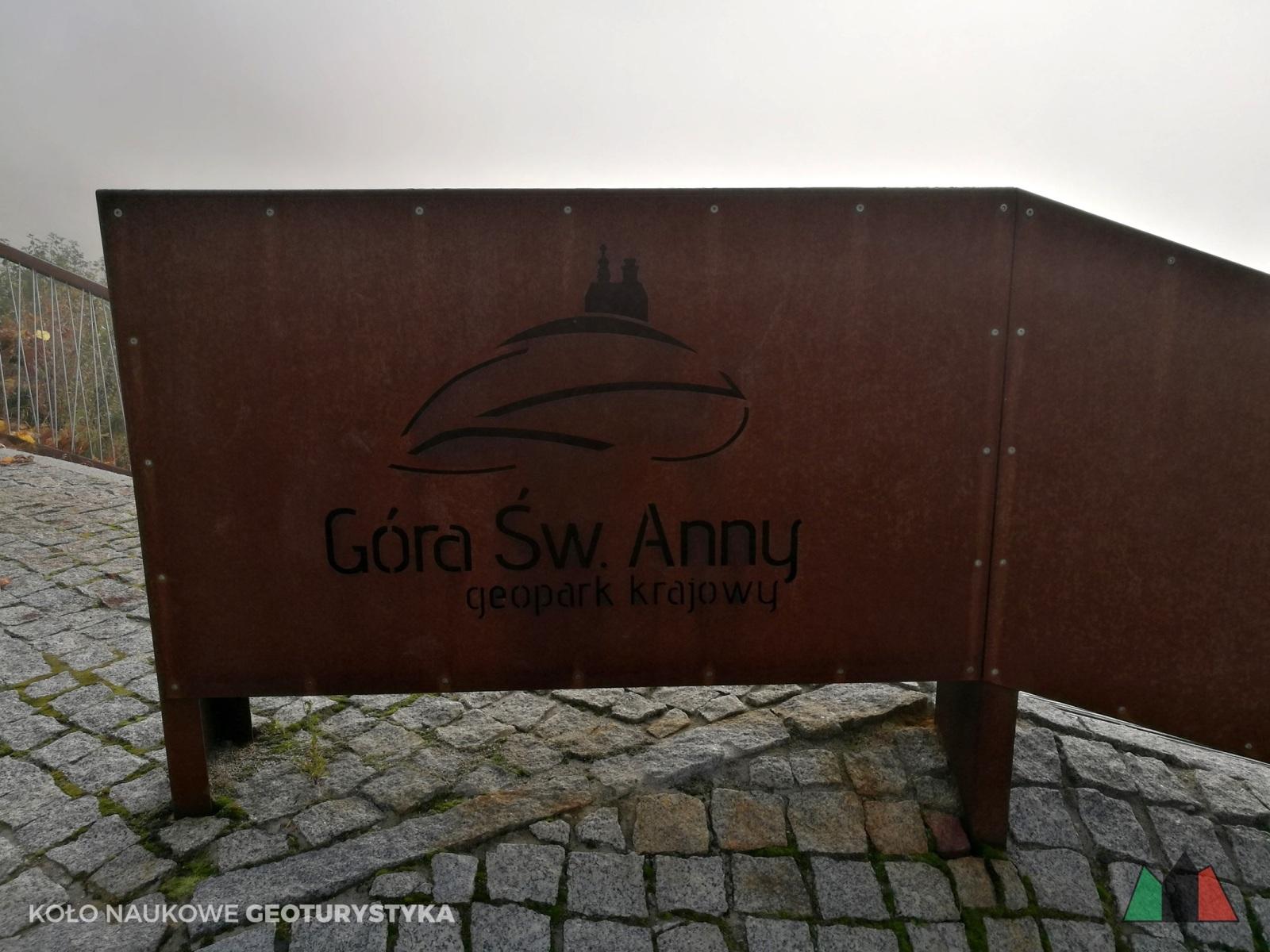 Geopark krajowy – Góra św. Anny