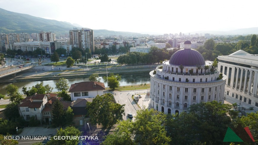 Tryptyk Macedoński #1 Skopje