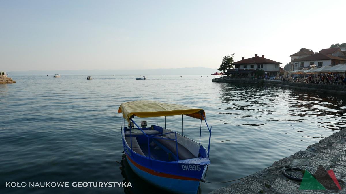 Tryptyk Macedoński #3 Jezioro Ochrydzkie